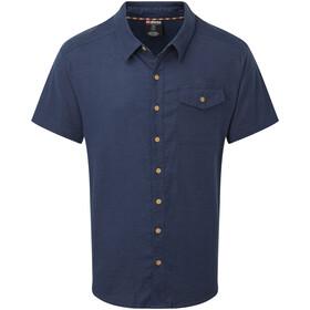 Sherpa Kiran koszulka Mężczyźni, niebieski
